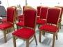 Preoblačenje sedežnih garnitur